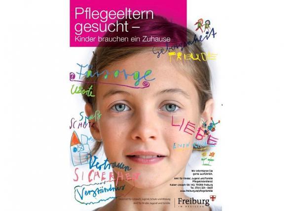 22. Mai: Pflegeeltern gesucht - Info-Veranstaltung im Amt für Kinder, Jugend und Familie in Freiburg.  Foto: Stadt Freiburg