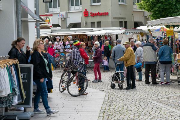 Krämermarkt in Emmendingen