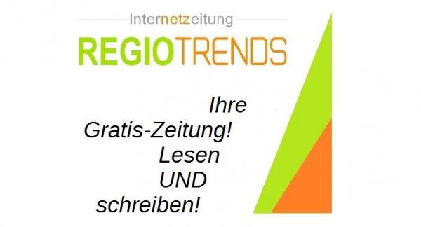 Fragen Sie uns auch nach dem RT-Chancen-Konzept! REGIOTRENDS für Werbezwecke nutzen - OHNE zusätzlichen Werbeetat!  Tel. 07641-9330919 - info@regiotrends.de
