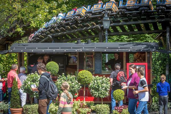 """29./30. Juni: Street Food Festival im Europa-Park. Auch auf spanische Gerichte des """"Sancho Panza"""" dürfen sich die Besucher beim Street Food Festival im Europa-Park freuen.  Foto: Europa-Park"""