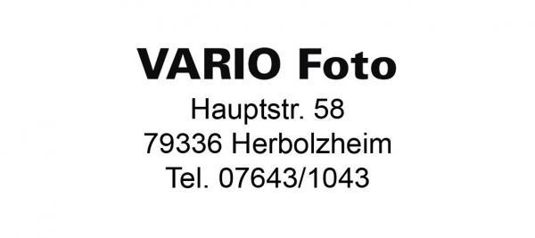 Vario Foto Ringwald, Hauptstraße 58, 79336 Herbolzheim, Tel. 07643/1043