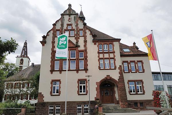 Altes Rathaus Denzlingen  Foto: Gemeinde Denzlingen
