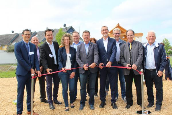 Kindertagesstätte Geranienweg nahm den Betrieb in Bad Krozingen auf