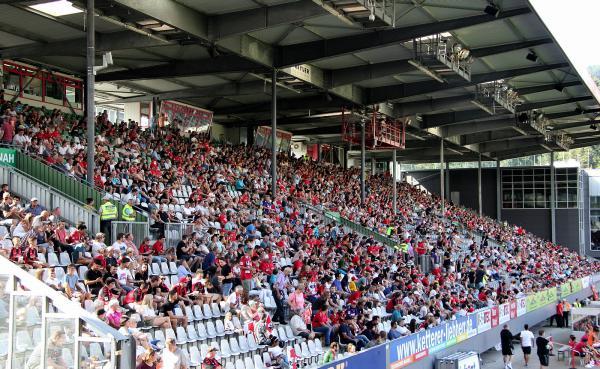 Saisoneröffnung beim SC Freiburg   REGIOTRENDS-Foto: Reinhard Laniot