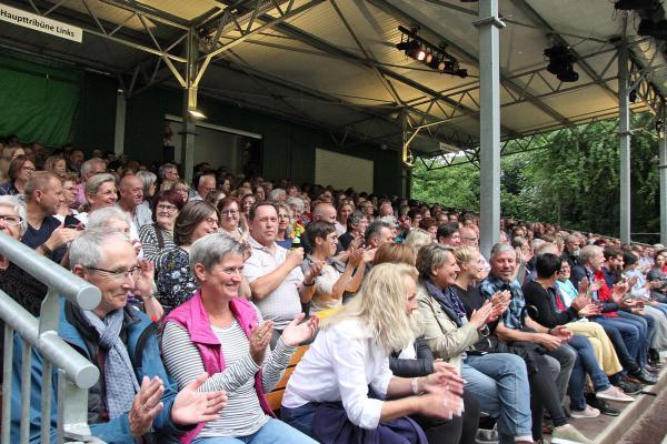 Theater im Steinbruch blickt auf die erfolgreichste Sommersaison zurück  REGIOTRENDS-Archivbild: Reinhard Laniot