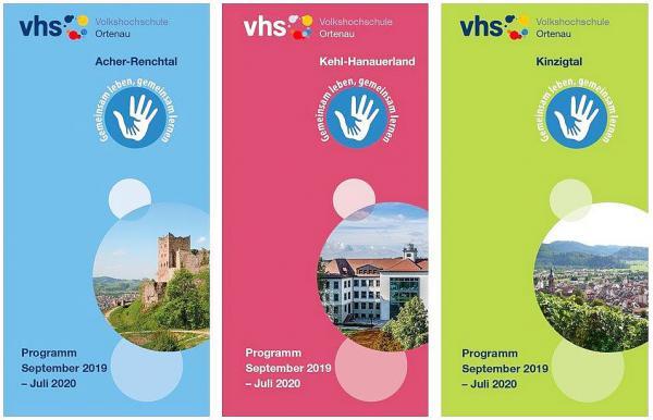"""Das neue Programm der Volkshochschule Ortenau ist online: Schwerpunktthema lautet """"Gemeinsam leben, gemeinsam lernen"""".  Foto: Landratsamt Ortenaukreis"""