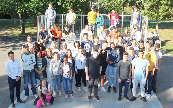 """""""Sommerschule 2019"""" der Bildungsregion Ortenau war ein voller Erfolg.  Foto: Bildungsregion Ortenau e.V."""
