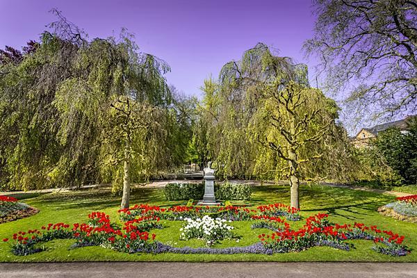Stadtpark Lahr  Foto: Stadt Lahr