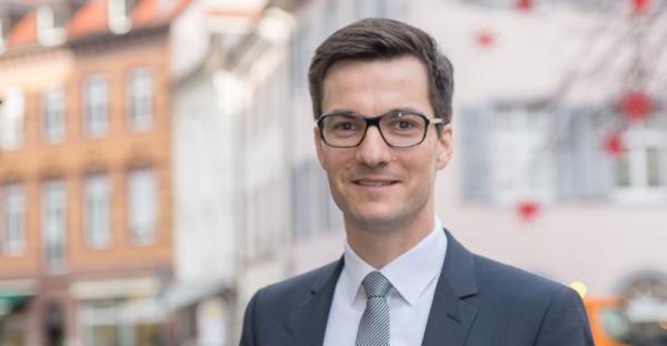 Oberbürgermeister Martin Horn