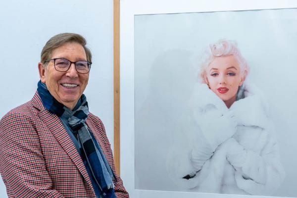 """Kunsthalle Messmer in Riegel zeigt von 20. September bis 2. Februar die Ausstellung """"Marilyn Monroe – Leben und Legende"""""""