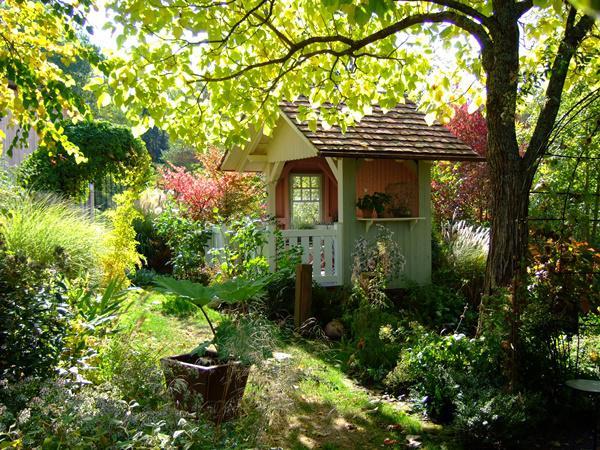 Garten bei Ursula Hauber geöffnet