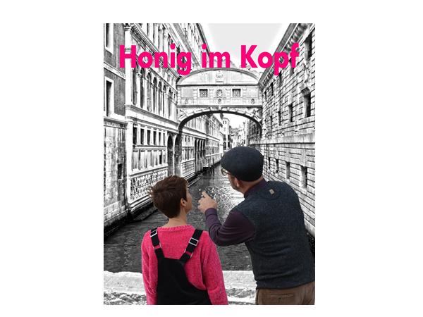 HONIG IM KOPF -  Komödie von Florian Battermann