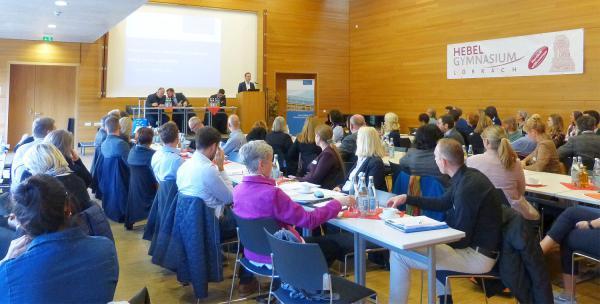 Frühkindliche Bildung und Betreuung stärken - Die Stadt Lörrach hat die Tagung der AG Frühkindliche Bildung des Städtetages Baden-Württemberg ausgerichtet.  Foto: Stadt Lörrach