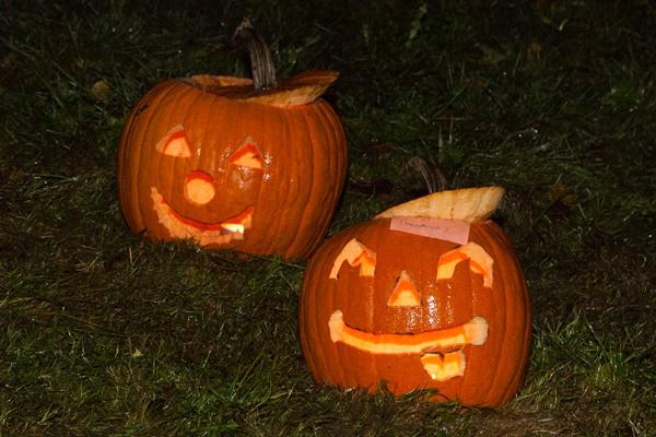 Kinder-Halloween im Schwarzwaldzoo