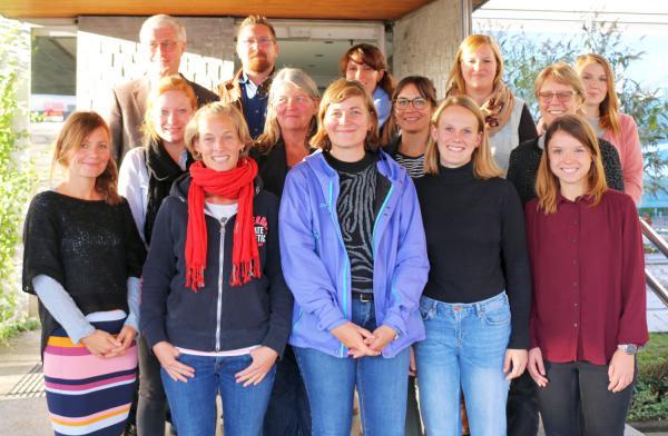 Neue Lehrer wurden im Rathaus in Weil am Rhein begrüßt.  Foto: Stadt Weil am Rhein