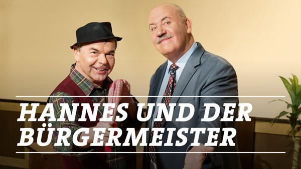 Hannes und der Bürgermeister in der Oberrheinhalle in Offenburg