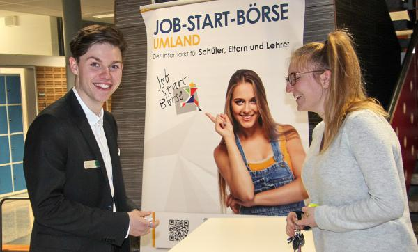 Job-Start-Börse 2019 in Emmendingen