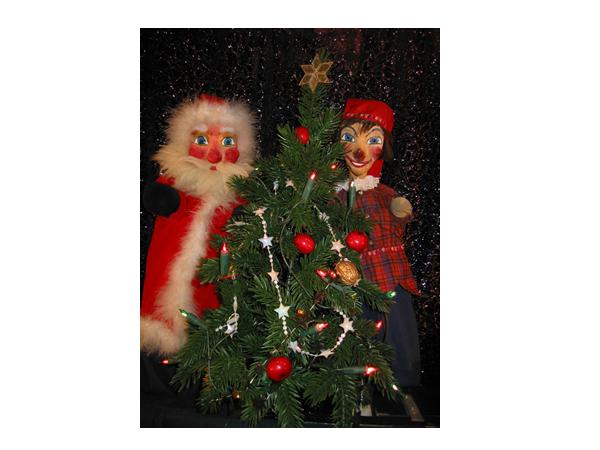 """""""Kasper und der Weihnachtsmann"""""""