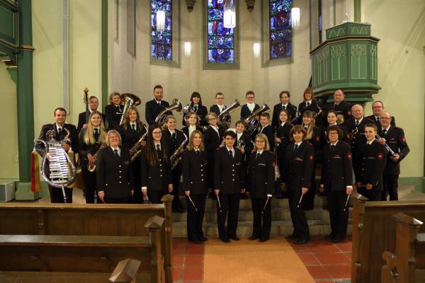 Spielmanns- und Musikzug der Freiwilligen Feuerwehr Teningen Abteilung Köndringen