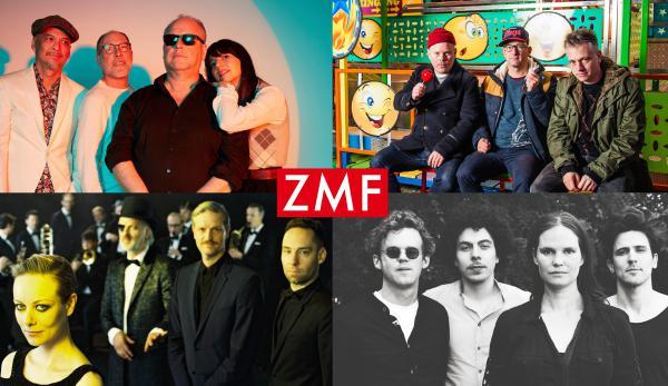 Pixies und Fettes Brot kommen zum ZMF