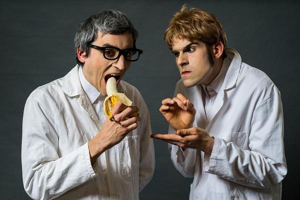 Duo Mimikry. Foto by Stefan Lengsfeld