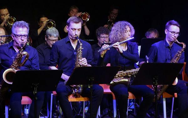 The Desert Jazz Orchestra