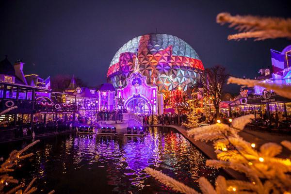 Ausgezeichneter Freizeitspaß in Rust. 50.000 Leser wählten den Europa-Park wiederholt zum besten Freizeitpark Deutschlands.  Foto: Europa-Park