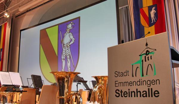 Neujahrsempfang 2020 in Emmendingen - Letztmals in der Steinhalle    Bild: Reinhard Laniot / REGIOTRENDS-Lokalteam EM-extra