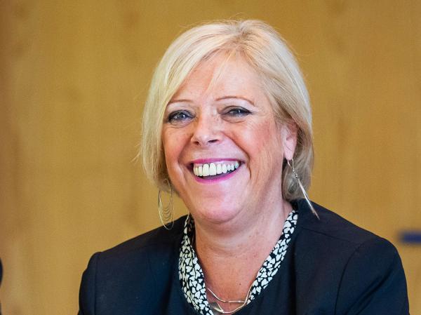 Sabine Wölfle strebt dritte Amtszeit an.  Foto: Büro Sabine Wölfle