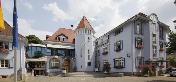 Bild. Stadt Bad Krozingen