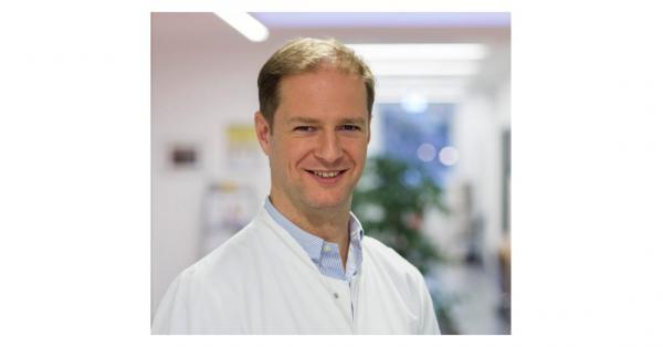 Professor Dr. Thorsten Vowinkel (© RKK Klinikum)