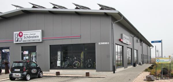Autos, Reifen, Service, E-Bikes, Zweiräder >> Peter Schönstein Elzwiesen 2, 79365 Rheinhausen Tel. 07643 / 6906, Fax. 07643 / 6959, reifenschoenstein@t-online.de