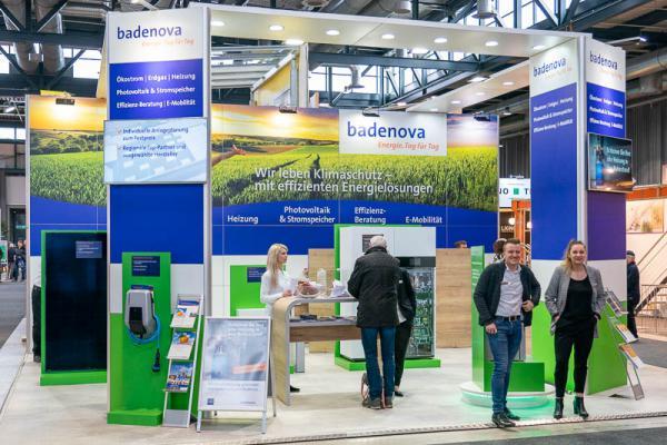Gebäude.Energie.Technik (GETEC) von 14. - 16. Februar auf der Messe Freiburg