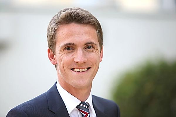 Bürgermeister Raphael Walz