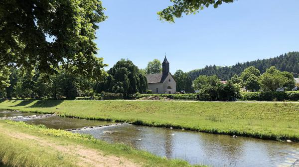25. bis 27. Mai: Renchdamm in Oberkirch bereichsweise gesperrt.  Foto: Stadt Oberkirch