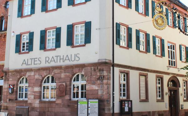 4. Juni: Altes Rathaus in Oberkirch öffnet wieder für Kulturfreunde.