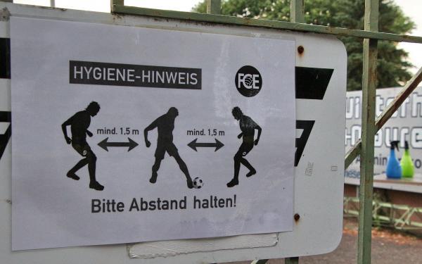 """Stadtbilder in unserer Bildergalerie: FC Emmendingen wieder im Training! Bilder vom Donnerstagabend!   Bild: Reinhard Laniot / """"EM-extra"""" - REGIOTRENDS-Lokalteam Emmendingen"""