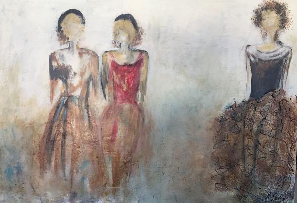 Ab 29. Juni: Kunstausstellung im Kurhaus Freiamt - Die Künstlerin Monika Süther aus Emmendingen stellt aus.  Foto: Kurhaus und Tourist-Information Freiamt - Monika Süther
