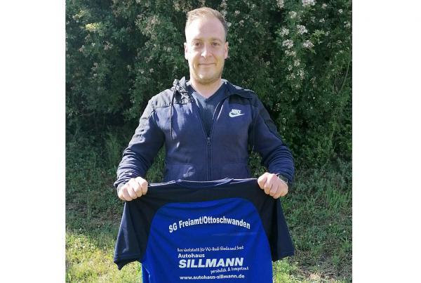 """SG Freiamt-Ottoschwanden mit neuem Coach für """"die Zweite"""" - Stefan Hirschhausen wird Nachfolger von Patrik Meier und Marcel Godat.  Foto: SG Freiamt-Ottoschwanden"""