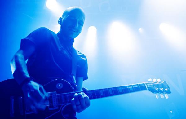 Halbzeit beim WeLive-Festival in Lahr - Post-Rock-Band VON WELT begeisterte im Schlachthof.  Foto: punchline studio - Film & Ton