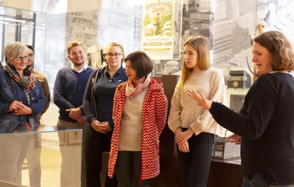 5. Juli: Lahrs Geschichte hautnah erleben - Kurzweiliger Rundgang durch die Dauerausstellung in Lahr. Führung im Stadtmuseum.  Foto: Stadt Lahr