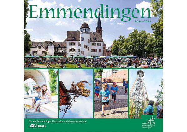 Neuauflage der Bürgerbroschüre wird in Emmendingen an alle Haushalte verteilt.  Foto: Stadt Emmendingen