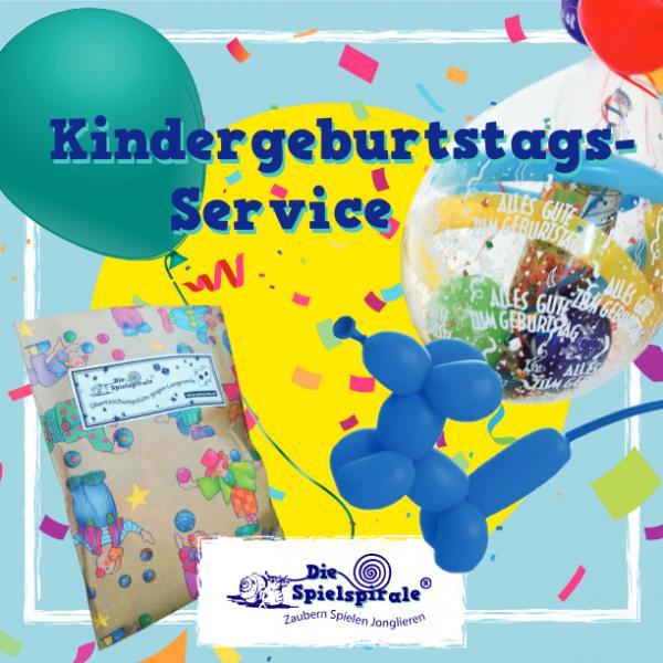 Unser Geburtstags-Service