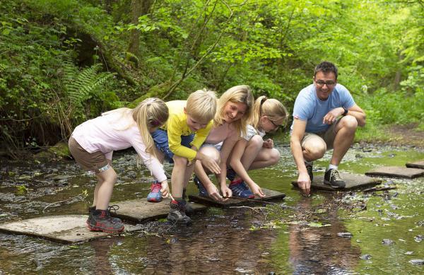 6. August: Wasserpfad im Sulzbachtal in Lahr - Mit dem Sulzbach-Scout den Bach entdecken.  Foto: Stadt Lahr