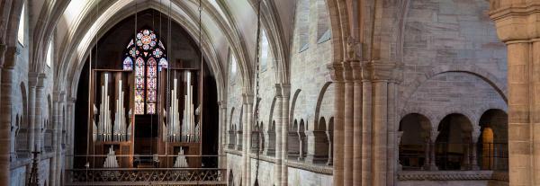 Mathis-Orgel im Basler Münster
