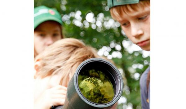 Jung und für die Natur engagiert: Biosphärengebiet Schwarzwald hat erste eigene Volunteer Ranger Gruppe gegründet.  Foto: Regierungspräsidium Freiburg