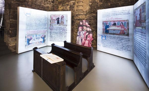 Uniseum wieder geöffnet - Neue Ausstellungsstücke bieten Interessierten Einblicke in Geschichte der Universität Freiburg.  Foto: Albert-Ludwigs-Universität Freiburg - Jürgen Gocke