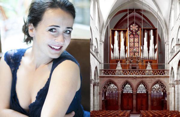 26./27. September: BACH-Wochenende im Basler Münster. Sopranistin Gudrun Sidonie Otto/Mathis-Orgel im Basler Münster: Die grösste und vielseitigste Orgel der Regio.