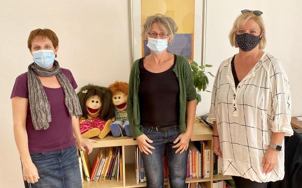 """""""Kinderschutz geht uns alle etwas an"""" - SPD-Landtagsabgeordnete Wölfle besuchte Fachberatungsstelle Wildwasser e.V. in Freiburg.  Foto: Büro Sabine Wölfle"""