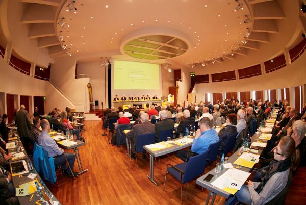 Mitgliederversammlung ADAC Südbaden  Foto: Kai-Uwe Wudtke